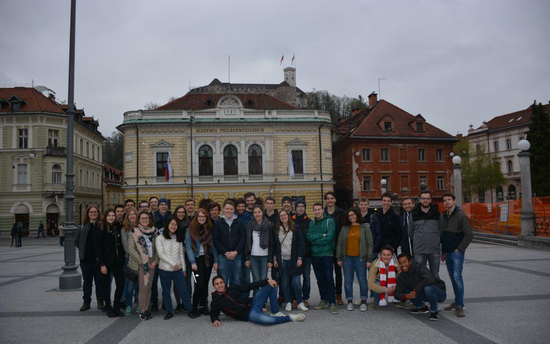 Clubrees 2019 : Ljubljana